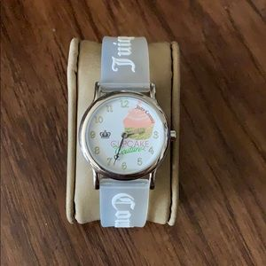Juicy Couture Cupcake Watch